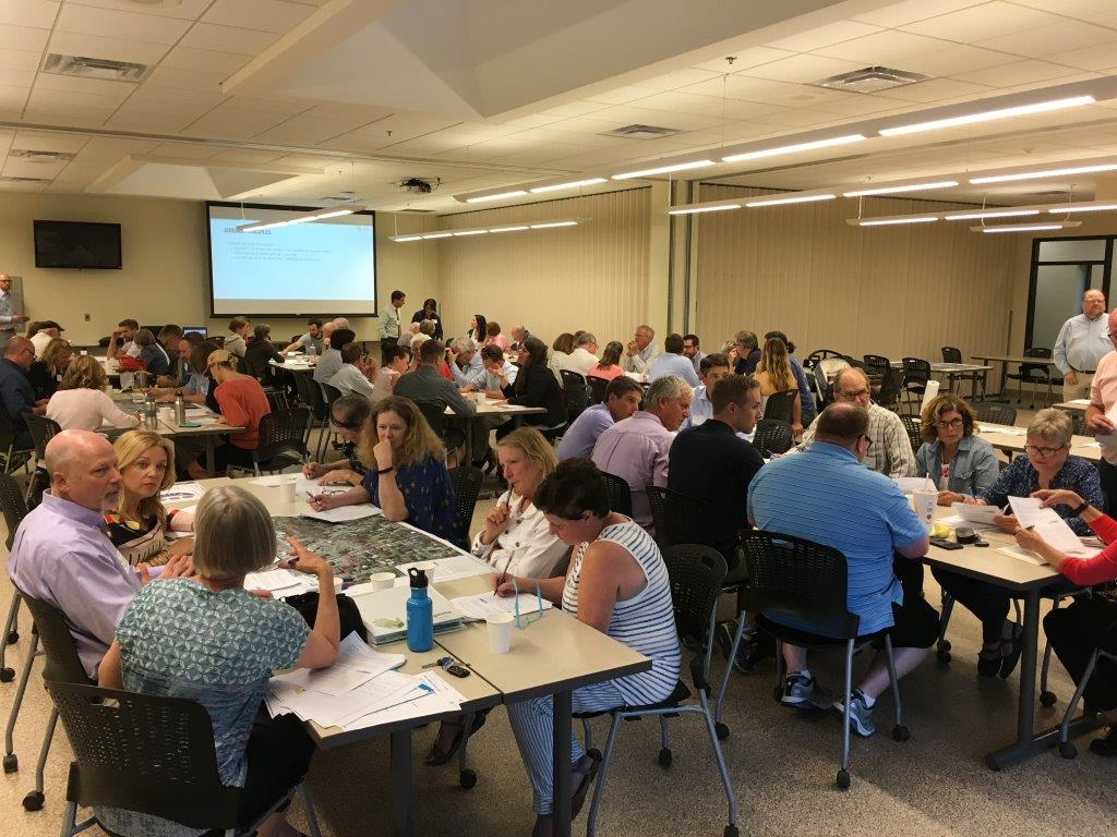 Comprehensive Plan Planning Meeting