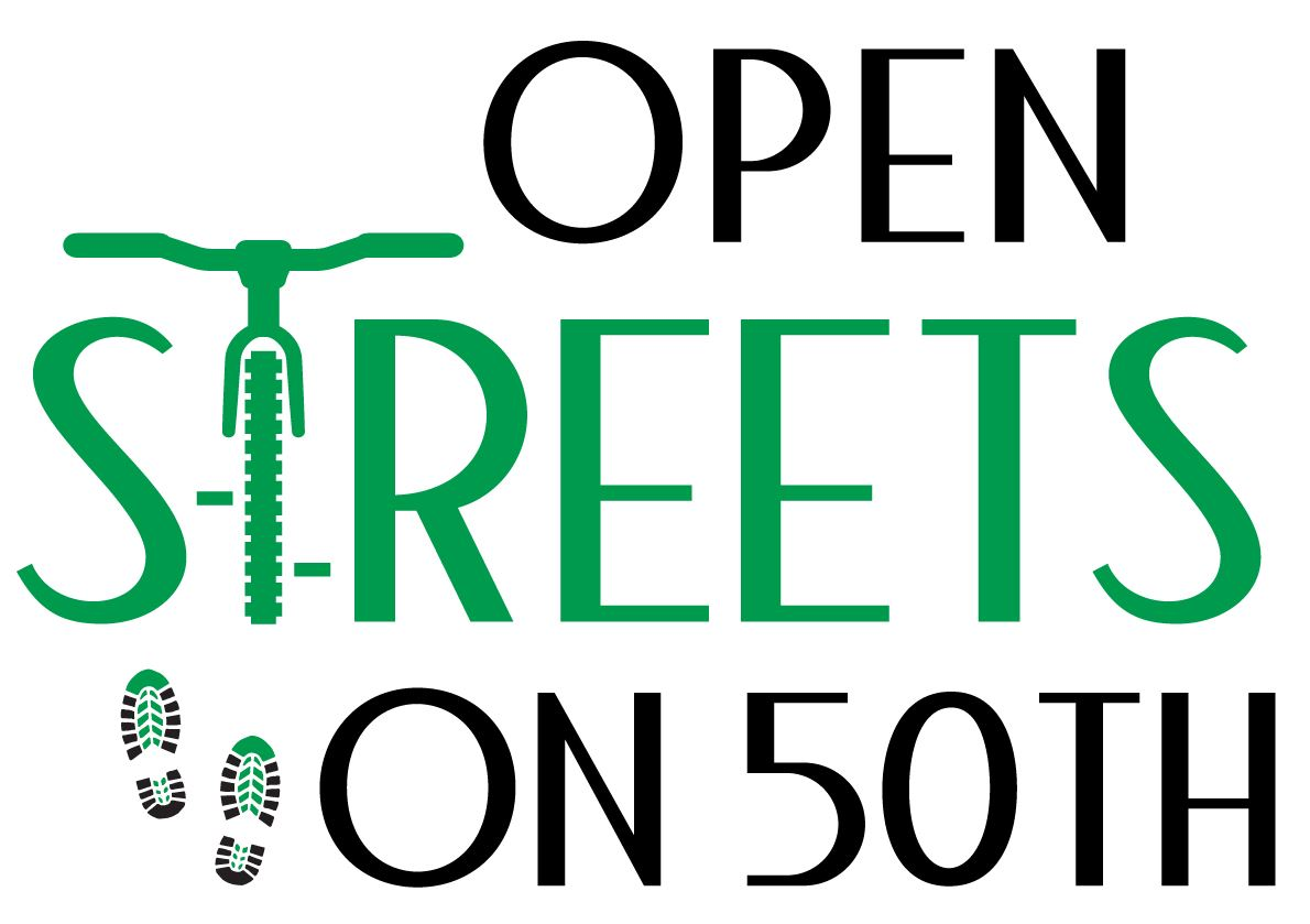 Open Streets on 50th