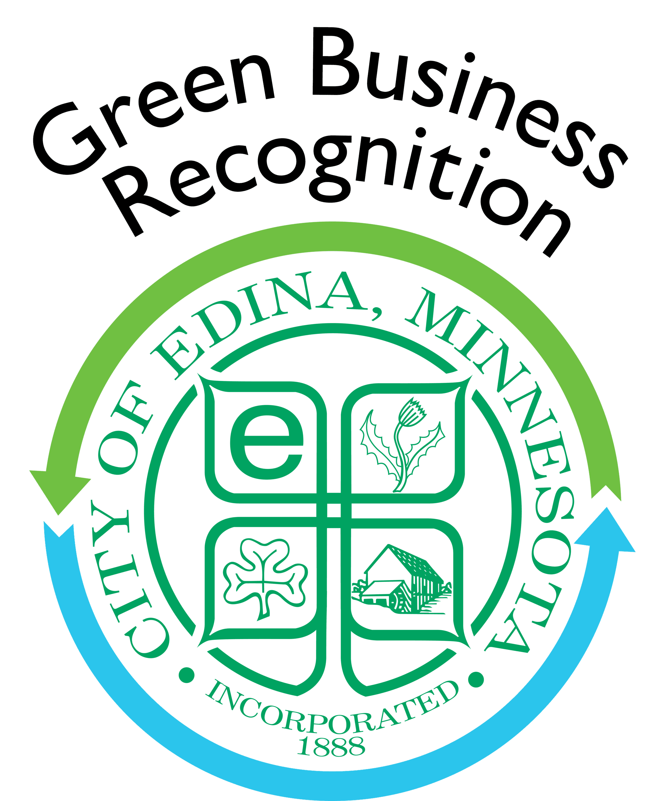 Green Business Recognition City of Edina, Minnesota