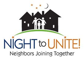 Night to Unite Neighbors joining together