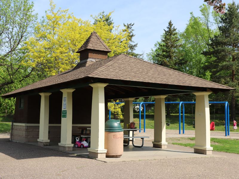 Wooddale Park Shelter